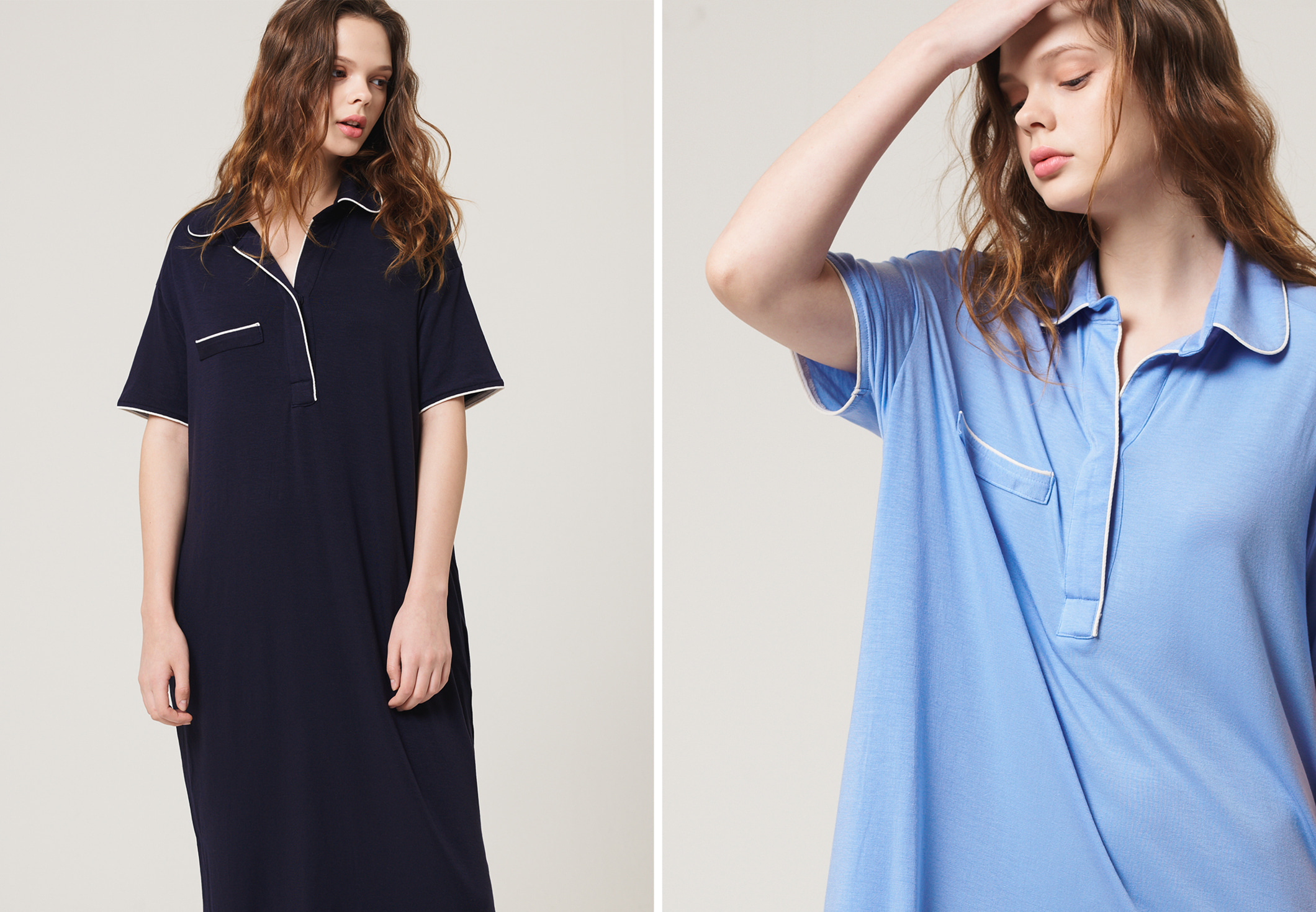 SoftLife Night Dress [S/S]